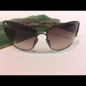 GUCCI Tortoise Shell Brown Designers Sunglasses